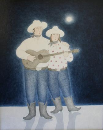 Scottish Artist Aliisa HYSLOP - The Ballad of You and Me