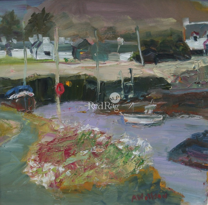 Alma WOLFSON - Harbour Easdale