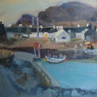 Alma WOLFSON - Moorings At Easdale