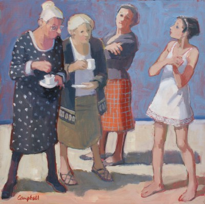 Catriona CAMPBELL - Susannah and the Old Ladies