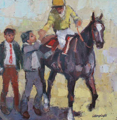 Catriona CAMPBELL - After the Race