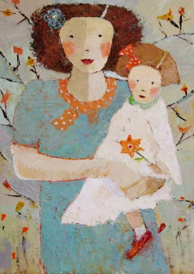 Catriona MILLAR - Rose and Flora