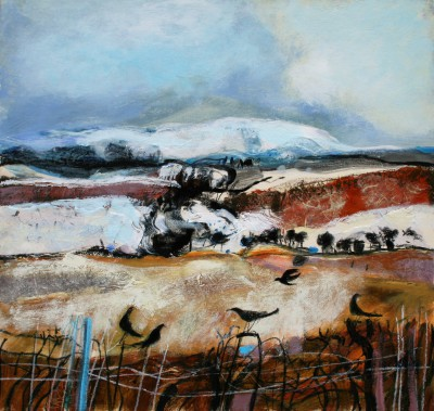 Christine WOODSIDE - The Road to Kinross