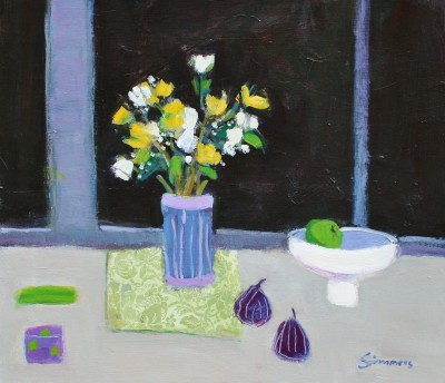 Connie SIMMERS - The Green Napkin