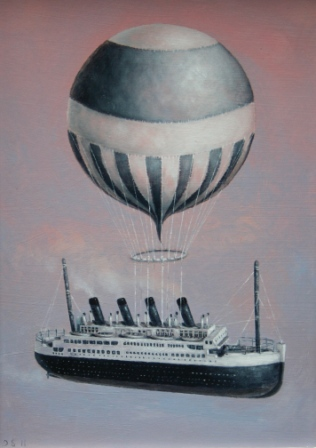 Scottish Artist David SCHOFIELD - Titanic
