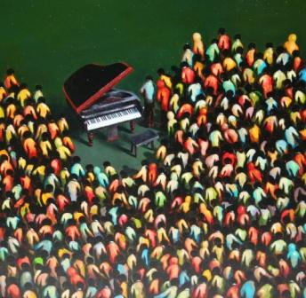David SCHOFIELD - Musical Crowd