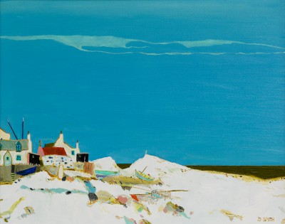 Durness painting by artist David SMITH