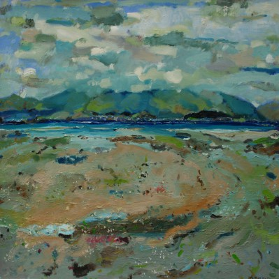 Scottish Artist David SMITH - The Firth of Clyde