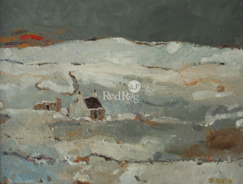 David SMITH - Bothy in Winter
