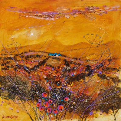 Deborah PHILLIPS - Angus August Amber