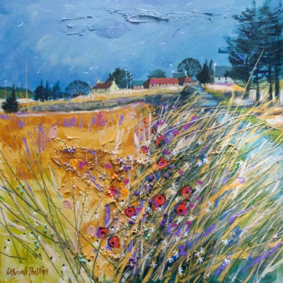 Deborah PHILLIPS - Cruivie Harvest, Fife