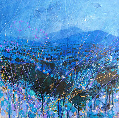Scottish Artist Deborah PHILLIPS - Cool Night Air
