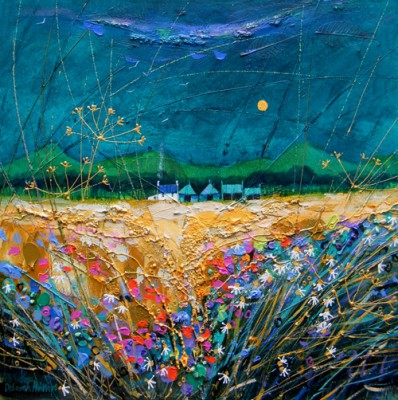 Deborah PHILLIPS - Pumpkin Moonrise