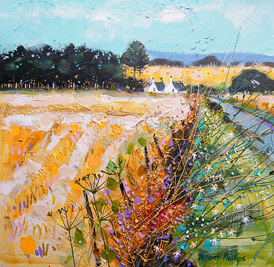 Deborah PHILLIPS - Road to Dornoch