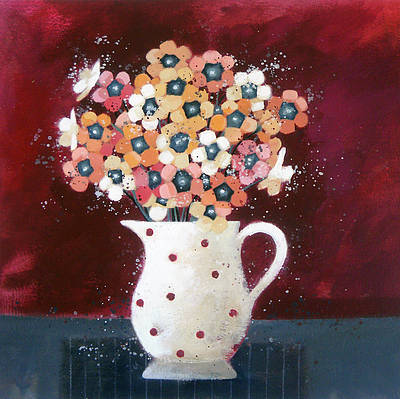 My Little Jug painting by artist Dionne SIEVEWRIGHT