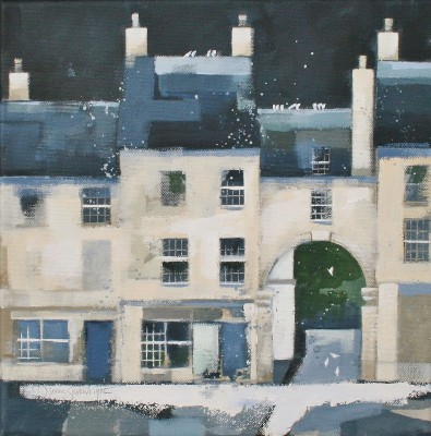 Dionne SIEVEWRIGHT - Evening Stroll, Bath