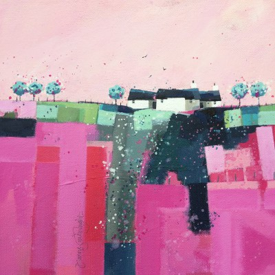 Dionne SIEVEWRIGHT - Pink Light