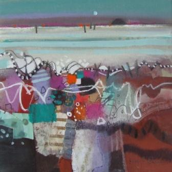 Scottish Artist Emma DAVIS - Calm