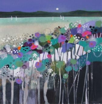 Scottish Artist Emma DAVIS - Dreaming