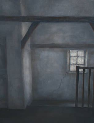 Scottish Artist Fiona NORTH - Distant Light