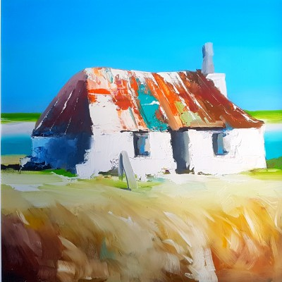 Scottish Artist Garry BRANDER - West Coast Summers