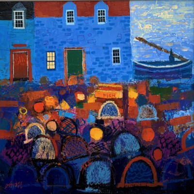 George BIRRELL - Lobster Pots