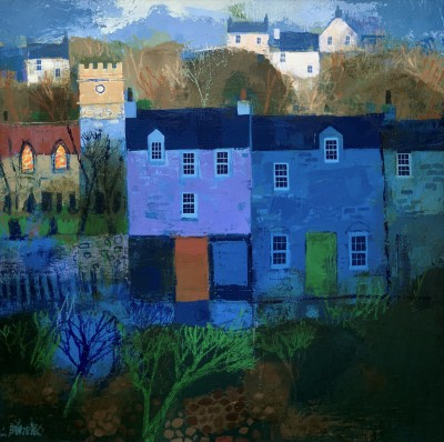 George BIRRELL - The Church Clock