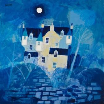 George BIRRELL - Misty Castle