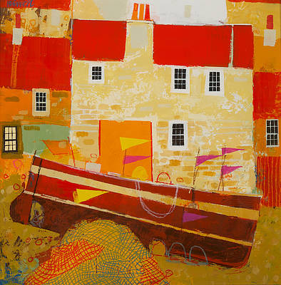 Scottish Artist George BIRRELL - Marker Flags