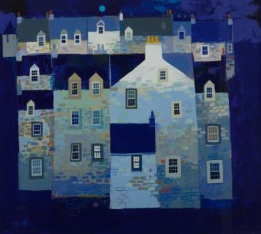 George BIRRELL - Castle Composition