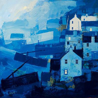 Scottish Artist George BIRRELL - Early Morning