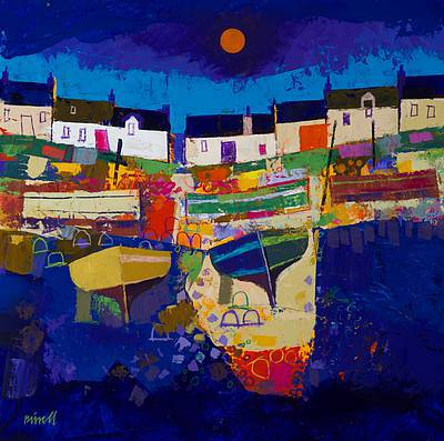 Scottish Artist George BIRRELL - Foreshore