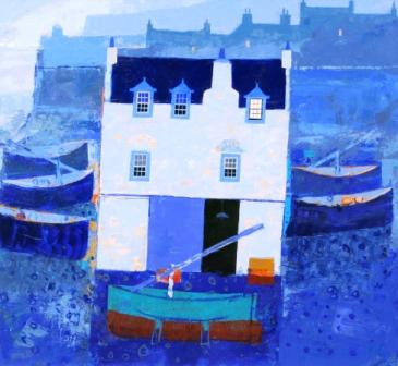 George BIRRELL - The Harbour Masters House