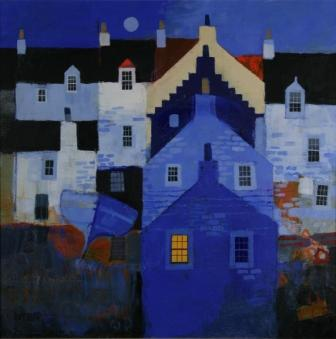 George BIRRELL - Harbour Blues No:2