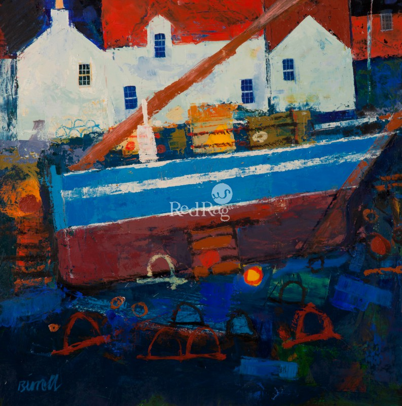 George BIRRELL - Laid Up Boat