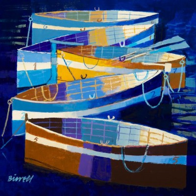 George BIRRELL - Rowing Boats