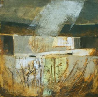 Scottish Artist Georgie YOUNG - First Flurry