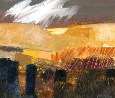 Georgie YOUNG - Ochre Fields