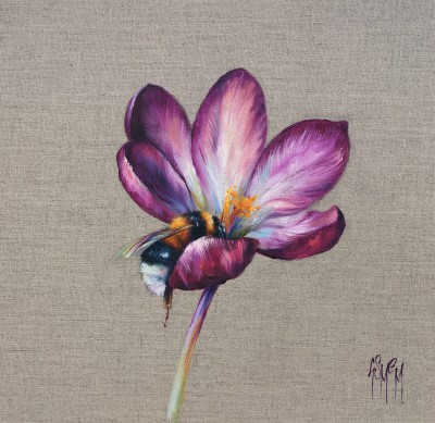 Scottish Artist Georgina McMASTER - Sweet Scent of Spring III