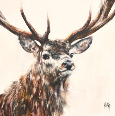 I See You... painting by artist Georgina McMASTER