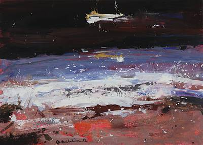 Scottish Artist Hamish MacDONALD - Inspired by Joan Eardley