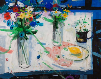 Hamish MacDONALD - White Table Top