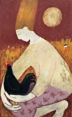 Helen TABOR - The Wee Black Bantam