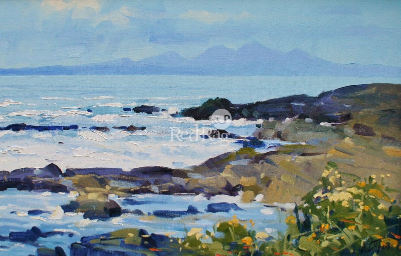 Helen TURNER - The Paps of Jura