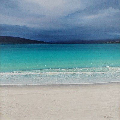 Scottish Artist Hope BLAMIRE - Incoming, Isle of Harris