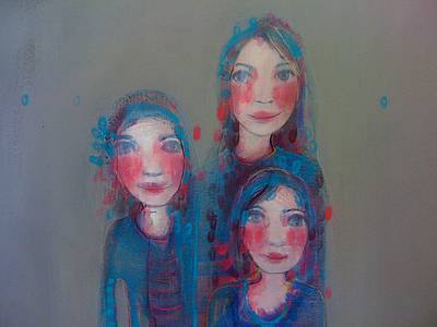 Scottish Artist Sophie McKAY-KNIGHT - Hush Three