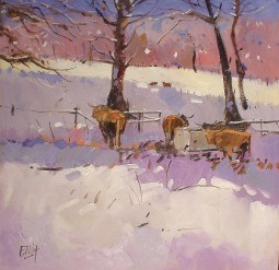 Ian ELLIOT - Highland Cattle