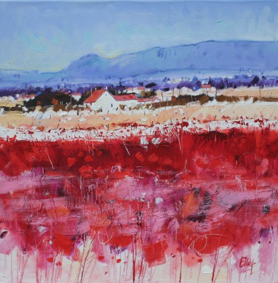 Scottish Artist Ian ELLIOT - Highland Mist