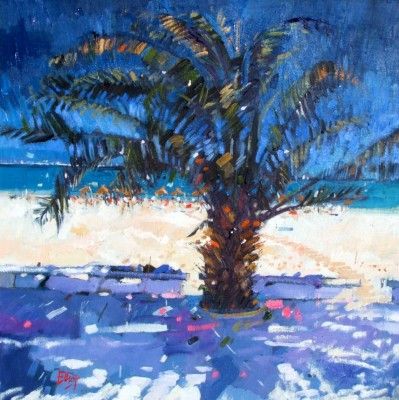 Scottish Artist Ian ELLIOT - Welcome Shade