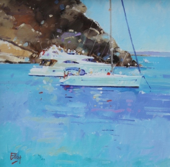 Ian ELLIOT - Tranquil Waters Mallorca